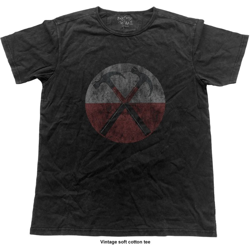 Tricou Pink Floyd The Wall Vintage Hammers