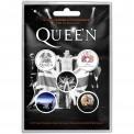 Set Insigne Queen Freddie