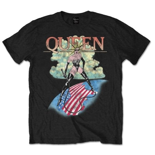 Tricou Queen Mistress