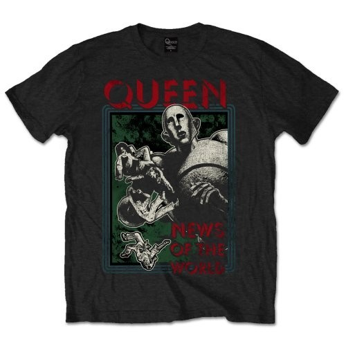 Tricou Queen News of the World