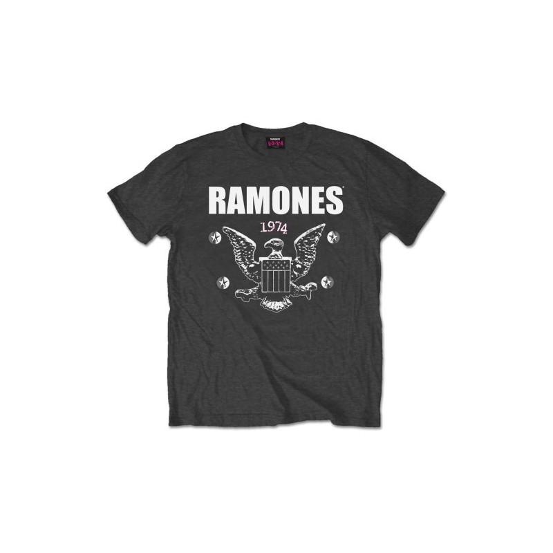 Tricou Ramones 1974 Eagle