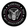 Patch Ramones 40th Anniversary