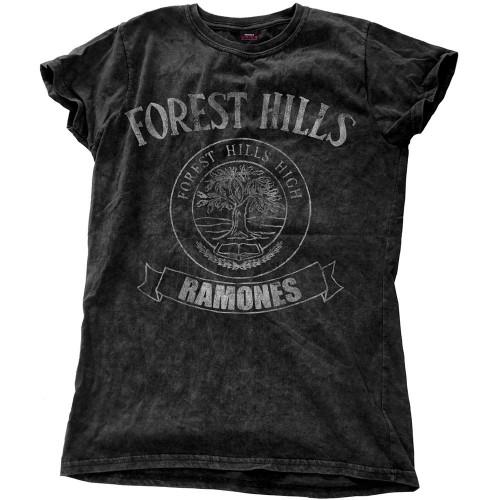 Tricou Damă Ramones Forest Hills Vintage