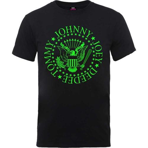 Tricou Ramones Green Seal