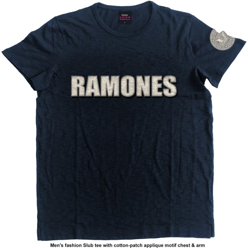 Tricou Ramones Logo & Presidential Seal