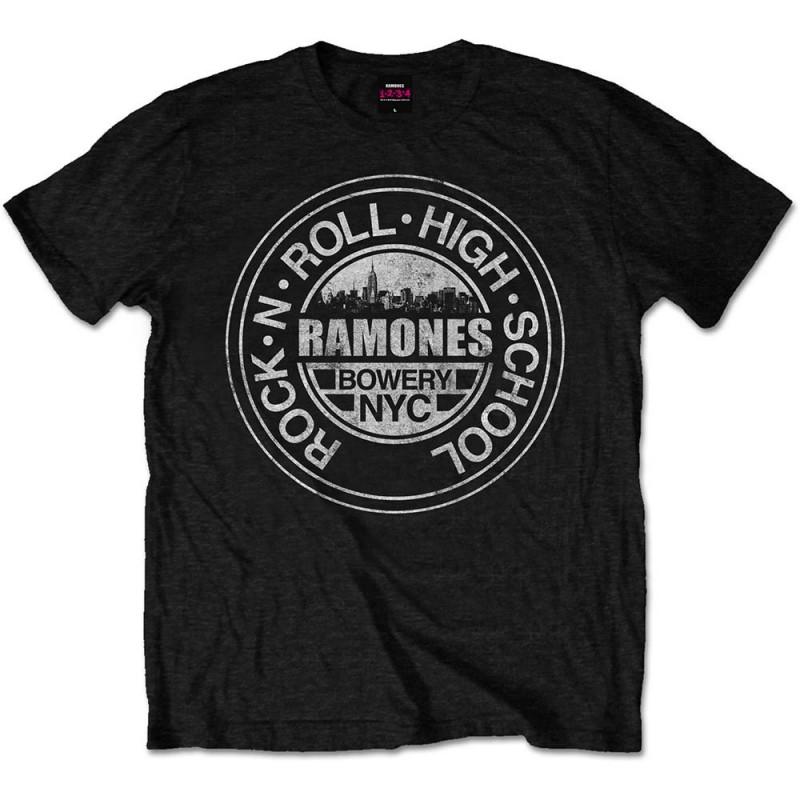 Tricou Ramones Rock 'n Roll High School