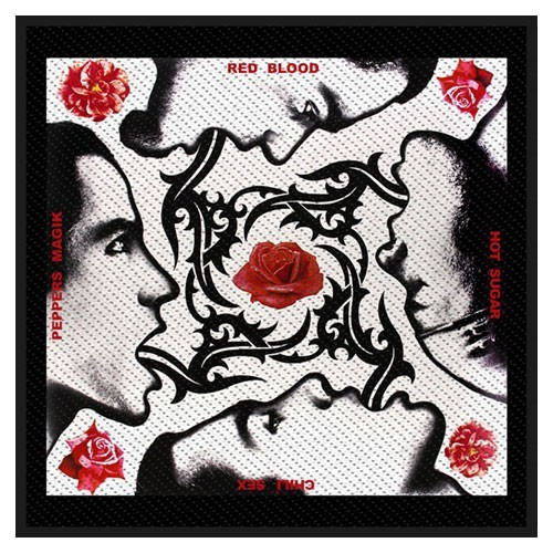Patch Red Hot Chili Peppers Blood Sugar Sex Magik