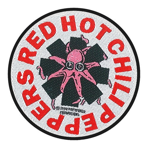 Patch Red Hot Chili Peppers Octopus
