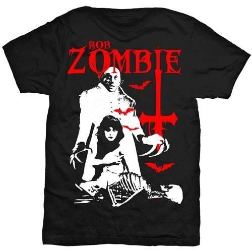 Tricou Rob Zombie Teenage Nosferatu Pussy