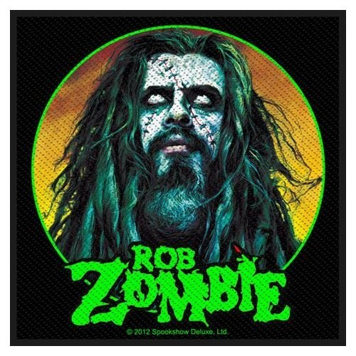 Patch Rob Zombie Zombie Face