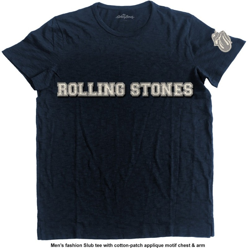 Tricou The Rolling Stones Logo & Tongue