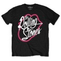 Tricou The Rolling Stones Neon Lips