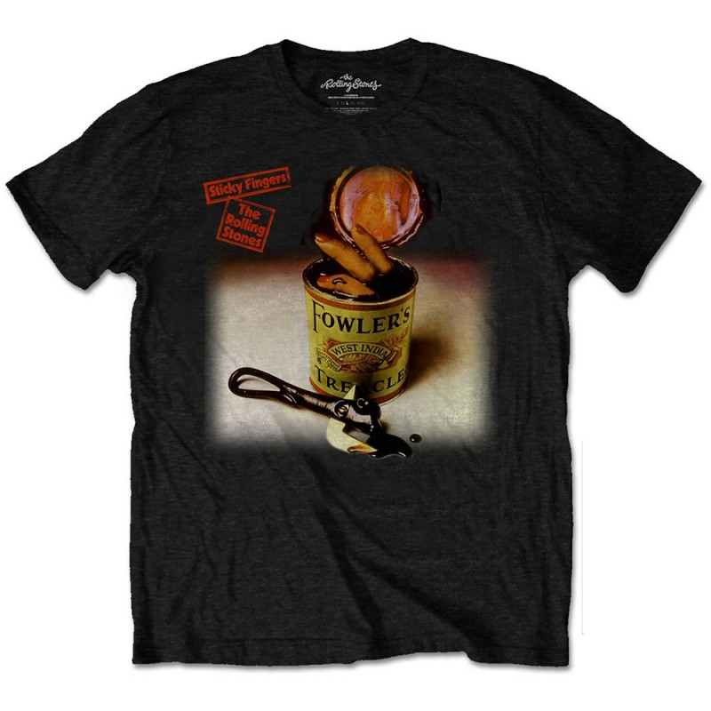 Tricou The Rolling Stones Sticky Fingers Treacle