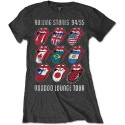 Tricou Damă The Rolling Stones Voodoo Lounge Tongues