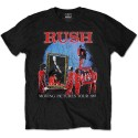 Tricou Rush Moving Pictures Tour