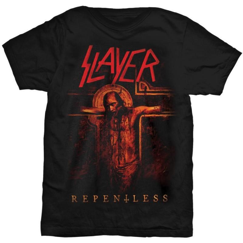 Tricou Slayer Crucifix