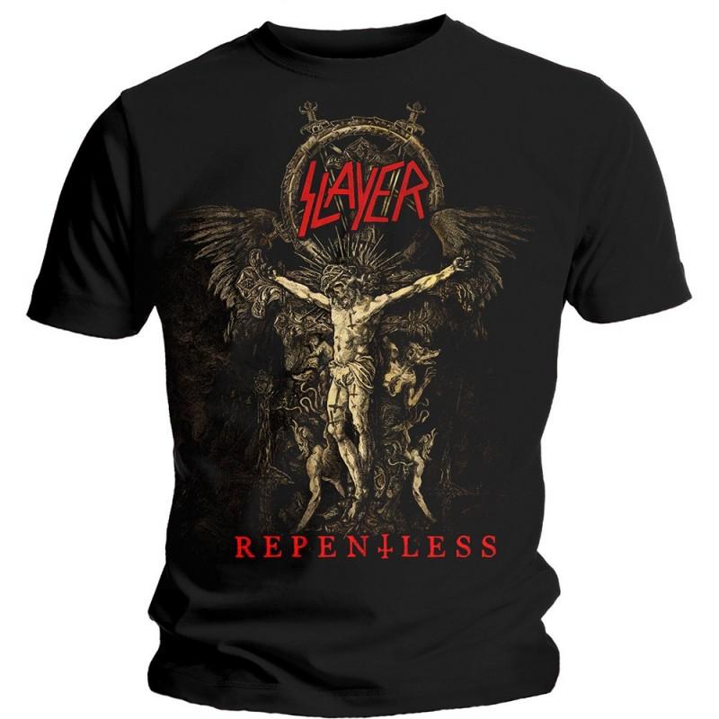 Tricou Slayer Cruciform Skeletal