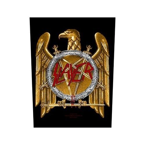 Back Patch Slayer Golden Eagle