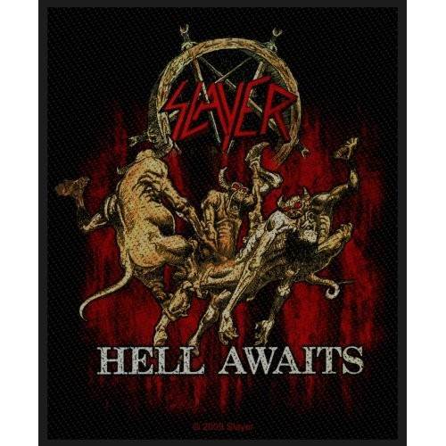 Patch Slayer Hell Awaits