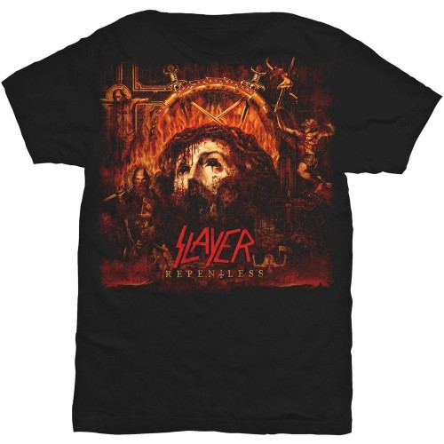 Tricou Slayer Repentless
