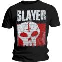 Tricou Slayer Undisputed Attitude Skull