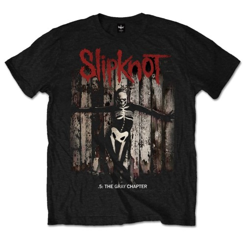 Tricou Slipknot .5: The Gray Chapter Album