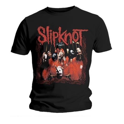 Tricou Slipknot Band Frame