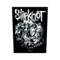 Back Patch Slipknot I am Hated