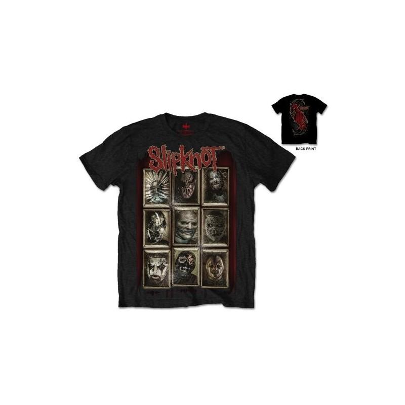 Tricou Slipknot New Masks