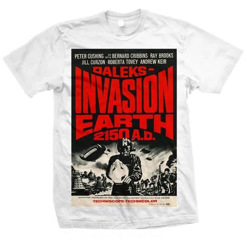 Tricou StudioCanal Daleks Invasion Earth
