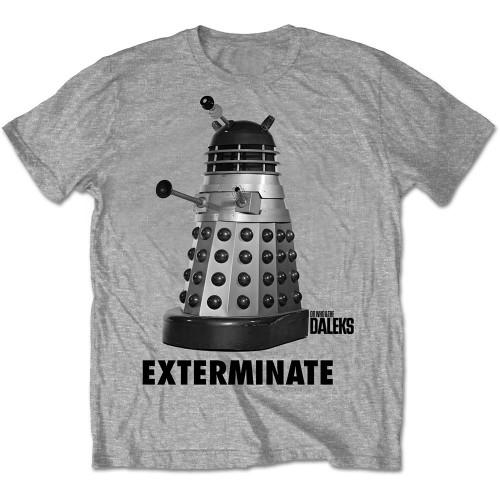 Tricou StudioCanal Dr Who Exterminate