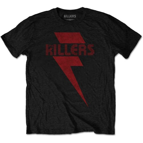 Tricou The Killers Red Bolt