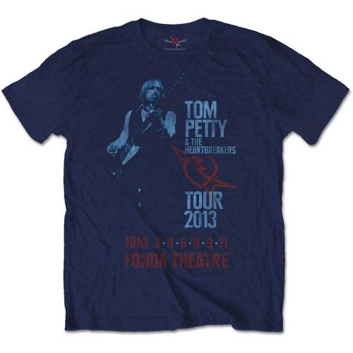 Tricou Tom Petty & The Heartbreakers Fonda Theatre