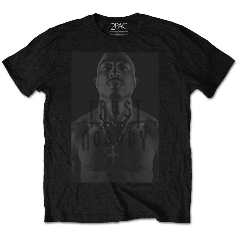Tricou Tupac Trust no one