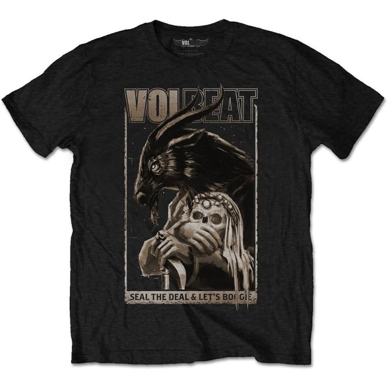 Tricou Volbeat Boogie Goat
