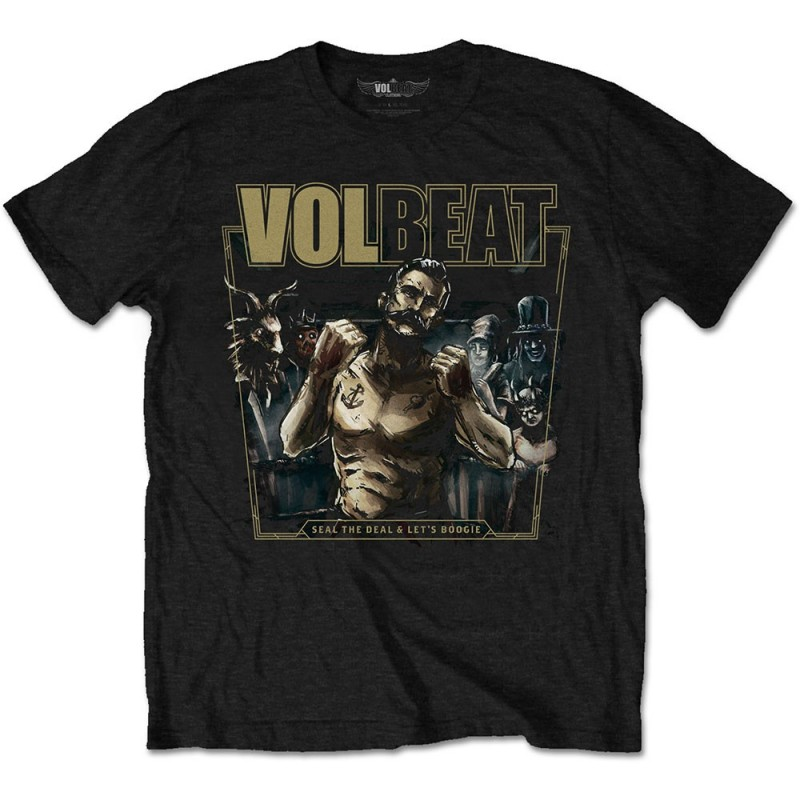 Tricou Volbeat Seal the Deal