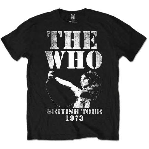 Tricou The Who British Tour 1973