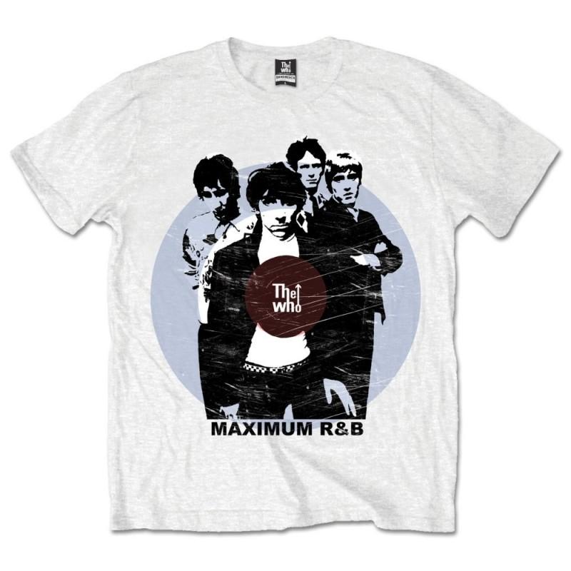 Tricou The Who Maximum Rhythm & Blues