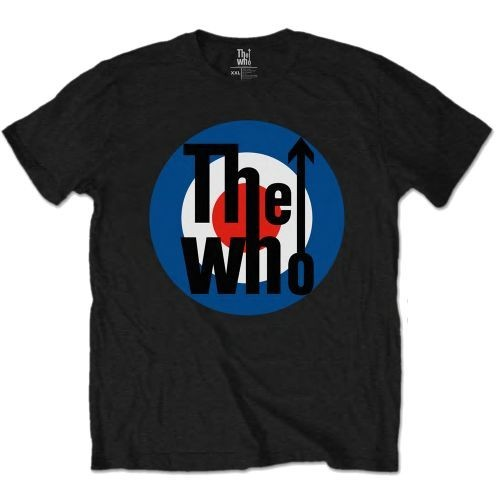 Tricou The Who Target Classic