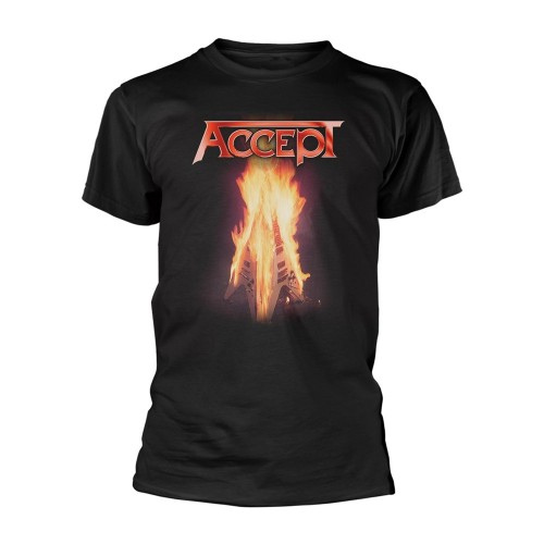 Tricou Accept Flying V