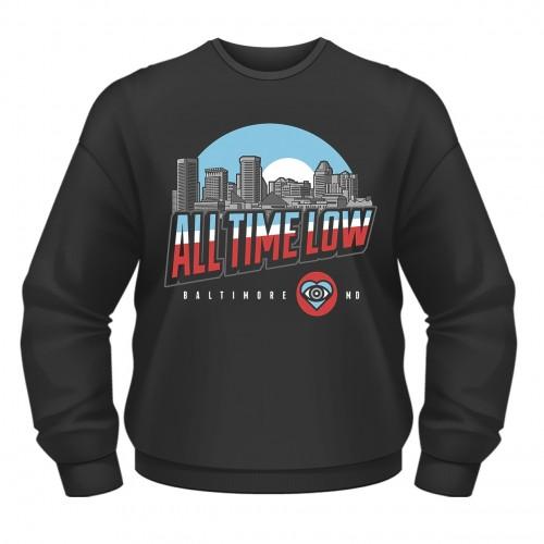 Bluză All Time Low Baltimore