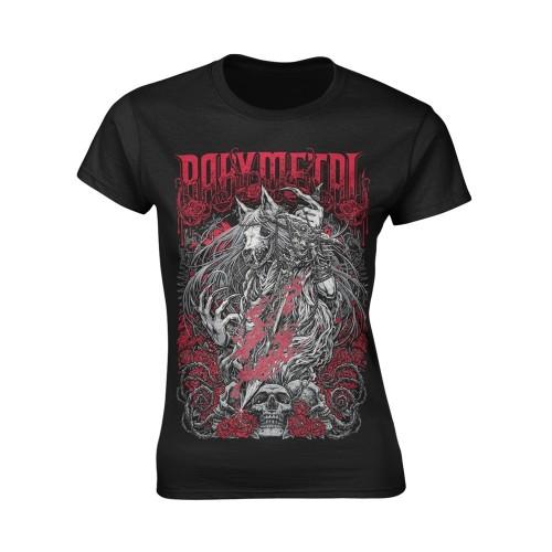 Tricou Damă Babymetal Rosewolf