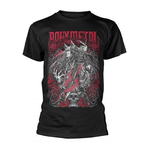 Tricou Babymetal Rosewolf