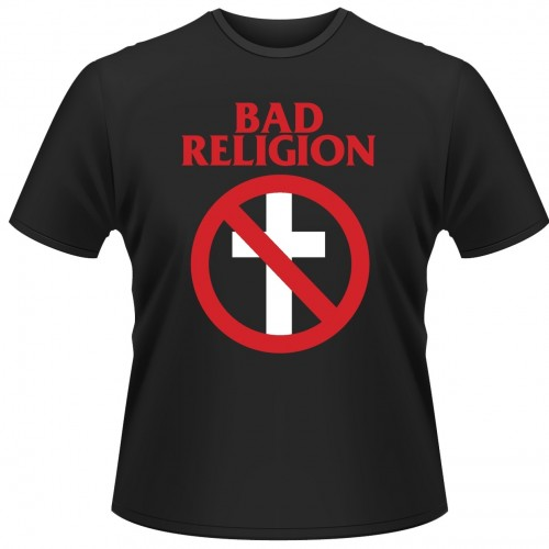 Tricou Bad Religion Cross Buster