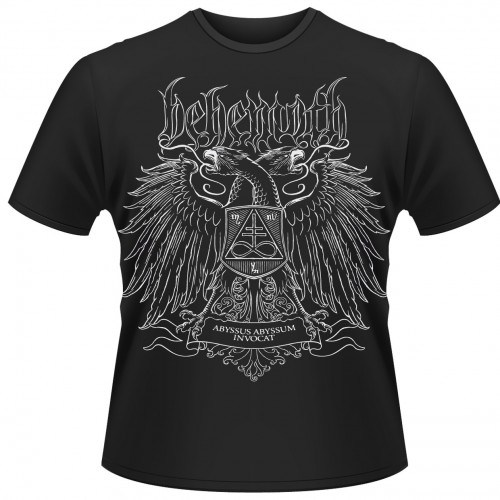 Tricou Behemoth Abyssus Abyssum Invocat