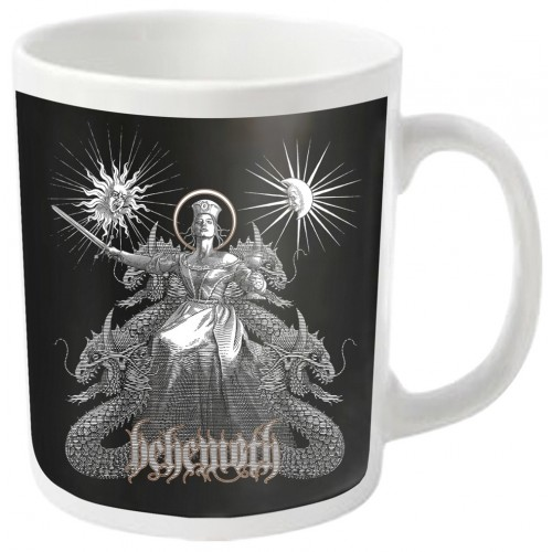 Cană Behemoth Evangelion