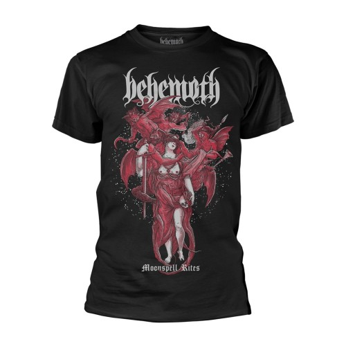 Tricou Behemoth Moonspell Rites