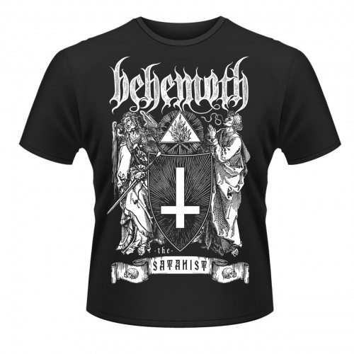 Tricou Behemoth The Satanist