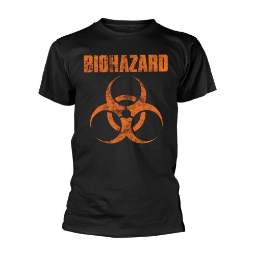 Tricou Biohazard Logo