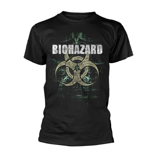 Tricou Biohazard We Share The Knife